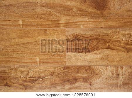 Honey Oak Flooring Texture Or Web Background
