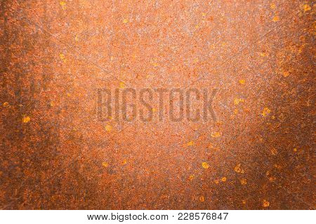 Rusty Metal Texture Or Rusty Metal Background. Rusty Metal For Interior Exterior Decoration Design B