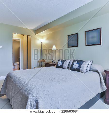 Bedroom Modern Interior Design At New House