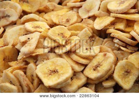 Dried Fruits - Banana