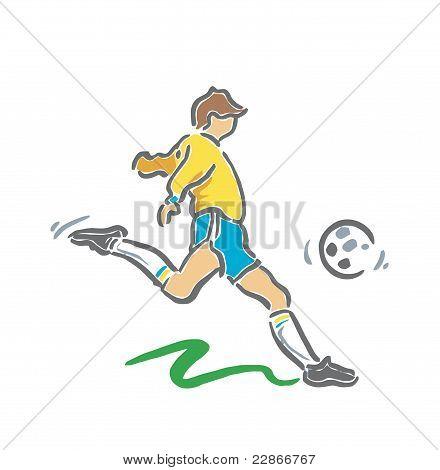 Soccer Player.eps
