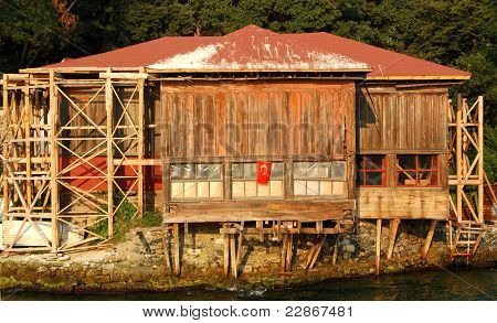Historical Wooden House