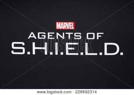 LOS ANGELES - FEB 24:  Agents of Shield Atmosphere at