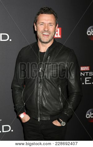 LOS ANGELES - FEB 24:  Jason OMara at