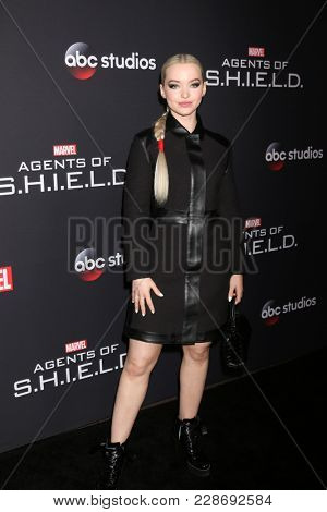LOS ANGELES - FEB 24:  Dove Cameron at