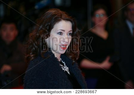 German actress Loretta Stern attends the closing ceremony during the 68th Berlinale International Film Festival Berlin at Berlinale Palast on February 24, 2018 in Berlin, Germany.