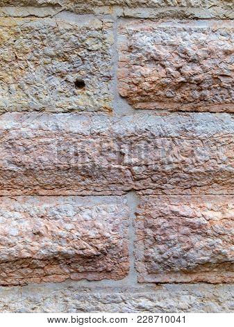 masonry at a city villa in vienna
