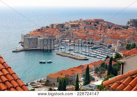 Dubrovnik Old Town on