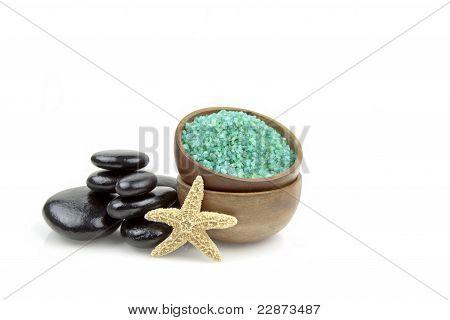 Spa Green Salt