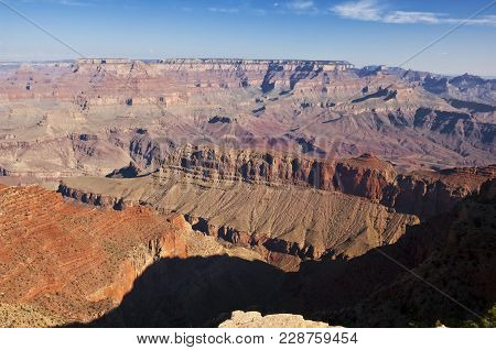 Grand Canyon South Rim Morning