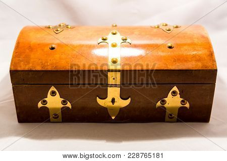 Small Casket For Valuables