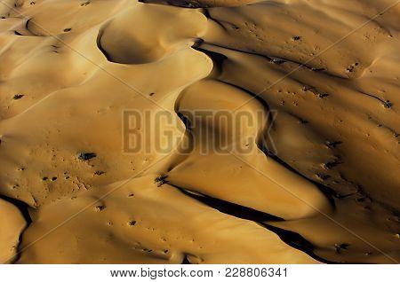 Heart Shaped Dune