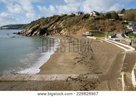 Millendreath Cornwall Beach Near Looe Uk One Of The Nearest Beaches