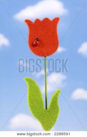 Artificial Tulip