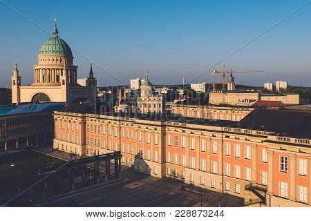 Potsdam City Skyline