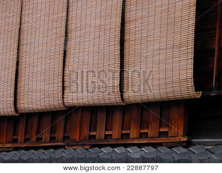 Gion Bamboo Blinds