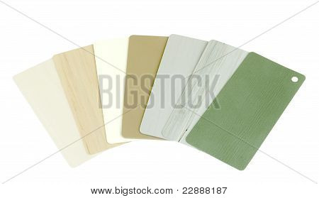 colors of siding samples