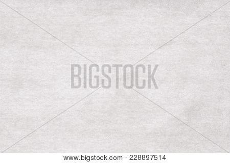 Abstract Washed Felt Background, White Velvet Background