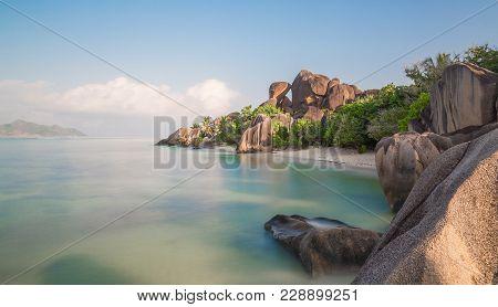 Anse Source D'argent On La Digue Seychelles