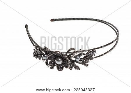 Hair Band - Isolated On White Background