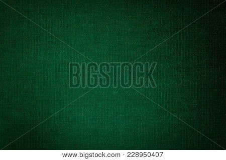St Patricks Day Green Canvas Wall Background.