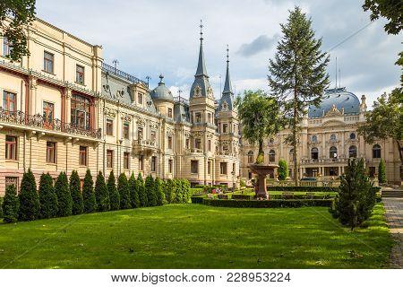 Izrael Poznanski's Palace Is A 19Th-century Palace In Lodz, Poland.
