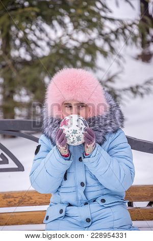 The Child Inflates The Ball, At The Festival, The Wires Of The Russian Winter