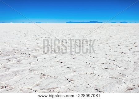 Salar De Uyuni Salar De Tunupa Is The Worlds Largest Salt Flat Near Uyuni, Bolivia