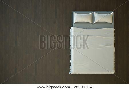 Leere Bett