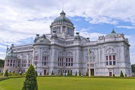 Throne Hall At Bangkok