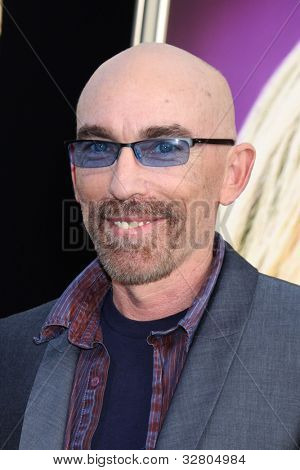 "LOS ANGELES - MAY 7:  Jackie Earle Haley arrives at the ""Dark Shadows"" - Los Angeles Premiere at Graumans Chinese Theater on May 7, 2012 in Los Angeles, CA"