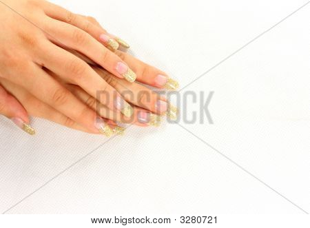 Nails Of The Girl