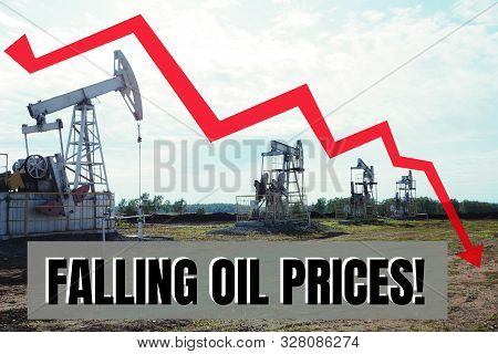 A Few Oil Rigs In The Box Say