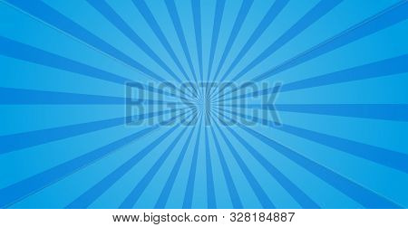 Blue Spiral Background. Spiral Color Blue For Background. Blue Vector Background. Blue Spiral Backgr