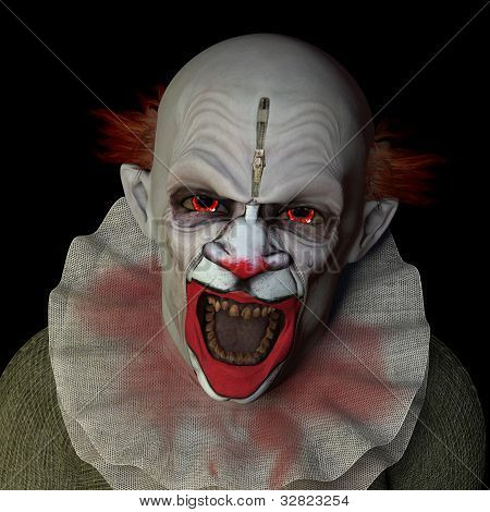 Scary Clown 1