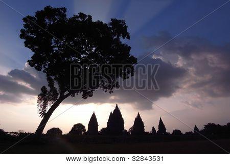 Prambanan Ruins, Central Java, Indonesia
