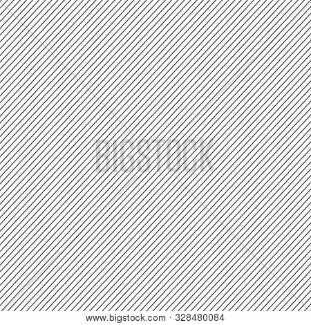 Diagonal Lines Pattern.grey Stripe Of Texture Background. Repeat Straight Line Of Pattern.vector Ill