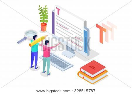 Editable Online Document. Creative Writing And Storytelling, Copywriting . Online Education, Distant