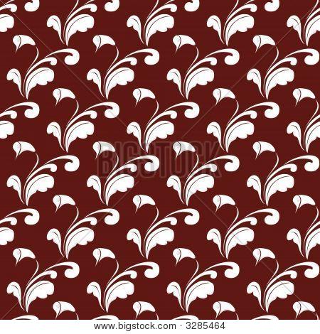 Seamless Flower Wallpaper