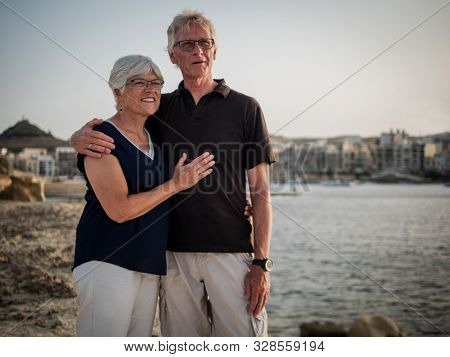 Retired couple enjoying life on Gozo island