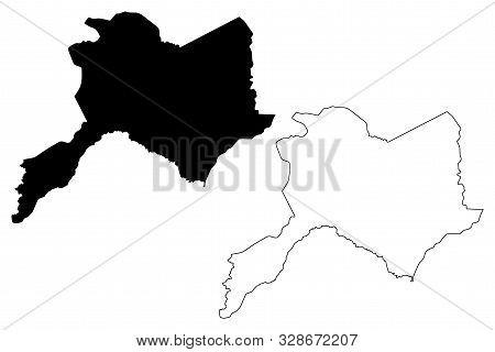 Cuvette Department (departments Of The Republic Of The Congo, Congo-brazzaville, Congo Republic,rotc