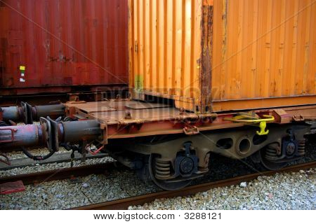Train Containers