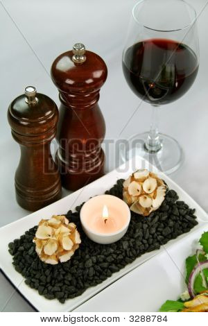 Grinders And Wine
