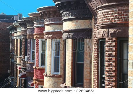 Brooklyn Row Houses