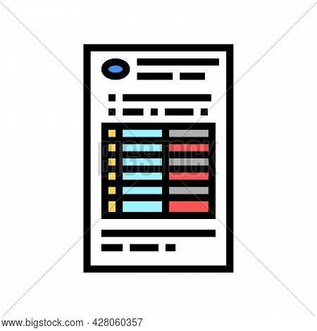 Behind Wheel Instruction Color Icon Vector. Behind Wheel Instruction Sign. Isolated Symbol Illustrat