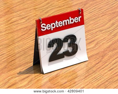 23Rd Day Of Month