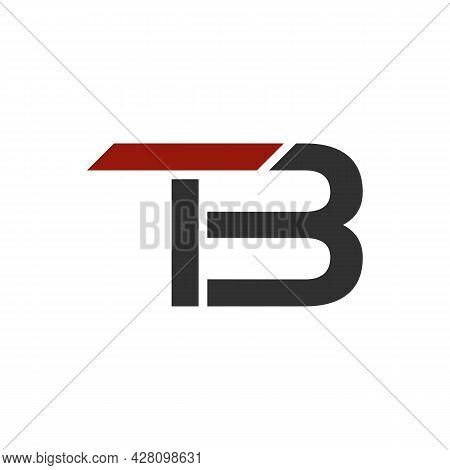 Illustration Vector Graphic Of Tb Letter Logo