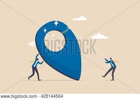 Company Establishment, Entrepreneurship Start New Business, Create Corporate Pin In Search Engine Ma