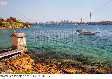 Camp Cove Watsons Bay In Sydney Australia