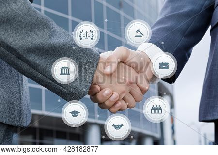 The Concept Of An Agreement In The Provision Of Legal Services And Protection.